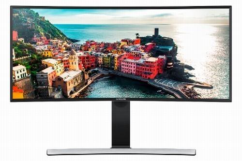 Изогнутый телевизор Samsung S34E79