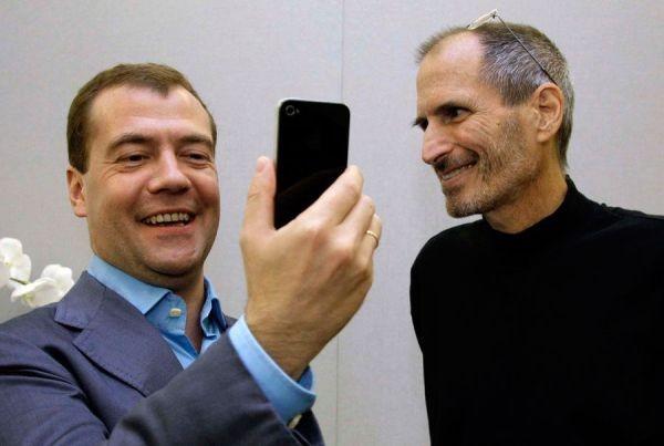 iPhone и iPad останутся в России