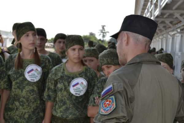 российско-абхазские молодежные сборы