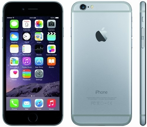 смартфоны Apple iPhone 6 и iPhone 6 Plus