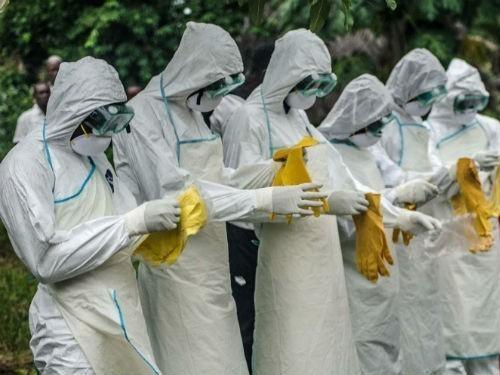Эбола в России
