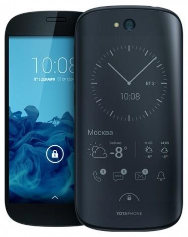 выпуск смартфона YotaPhone 3