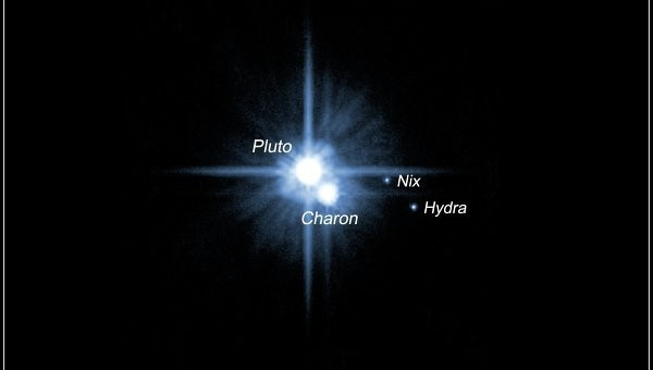 New Horizons подойдет к Плутону