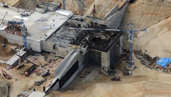 """отставание в строительстве космодрома """"Восточный"""" сокращается"""