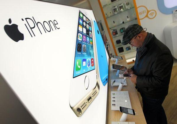 Apple подняла цену на продукты в России