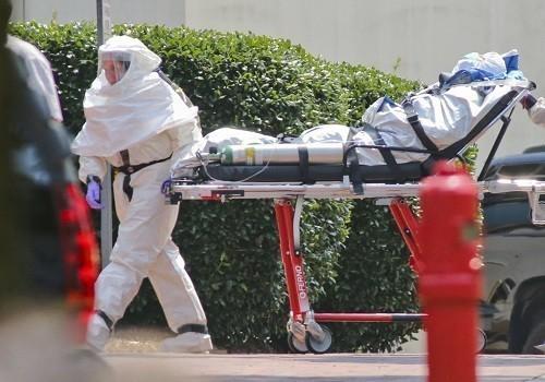 заражения вирусом Эбола