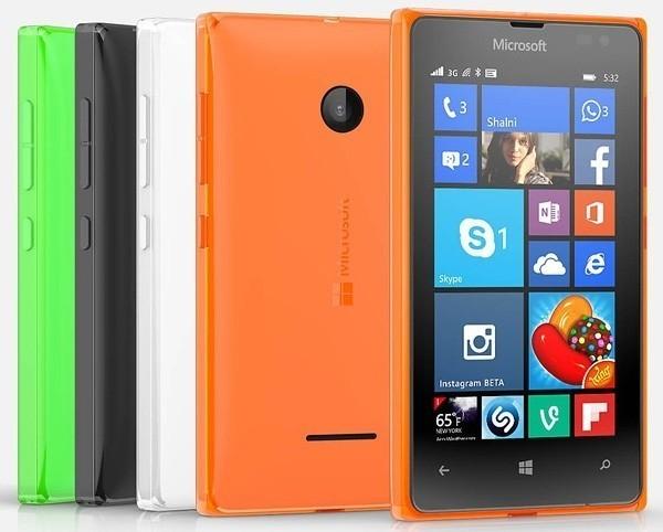 Lumia 532 и Lumia 435