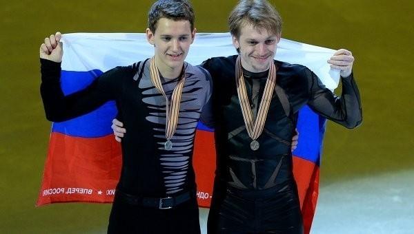 Россиянин Ковтун взял серебро чемпионата Европы