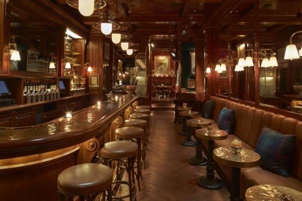 The Polo Bar, первый ресторан бренда в Нью-Йорке