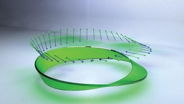 Физики впервые смогли закрутить луч света