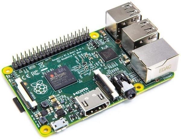 одноплатный компьютер Raspberry Pi 2
