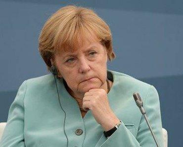 Меркель сомневается