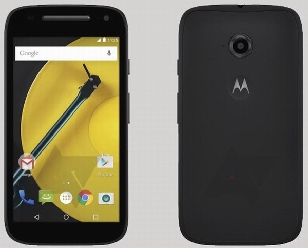 фотографии смартфона Motorola Moto E