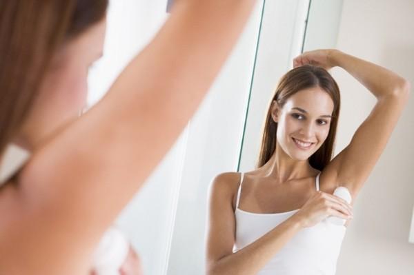 собственный дезодорант