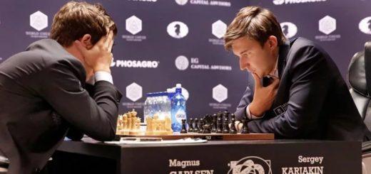 борьба за шахматную корону