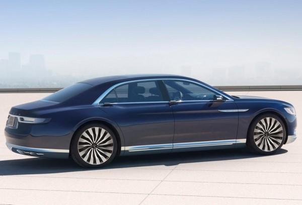 Lincoln Continental 2015