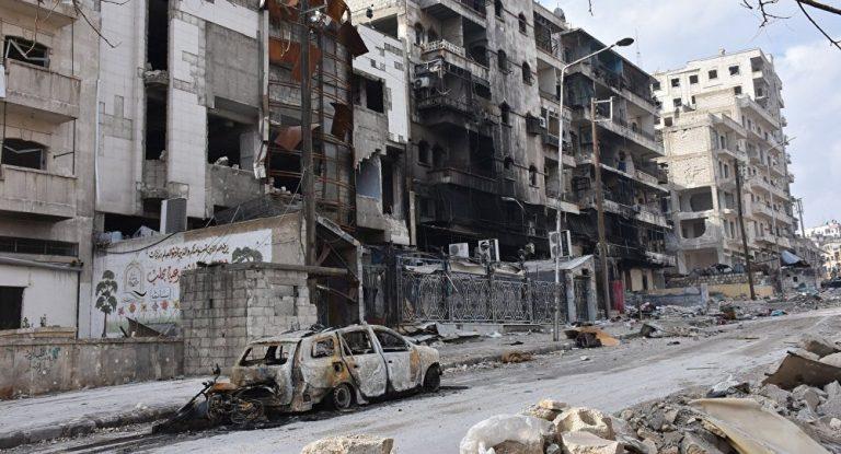 план восстановления Сирии
