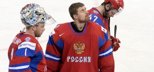 Сборная России уступила канаде