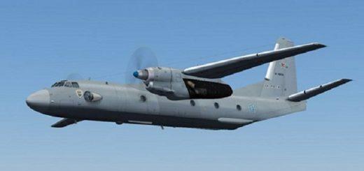 В Сирии при заходе на посадку разбился Ан-26