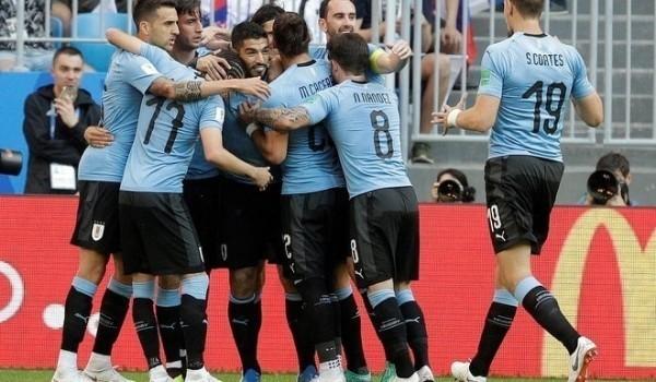 Уругвай – Россия 3:0