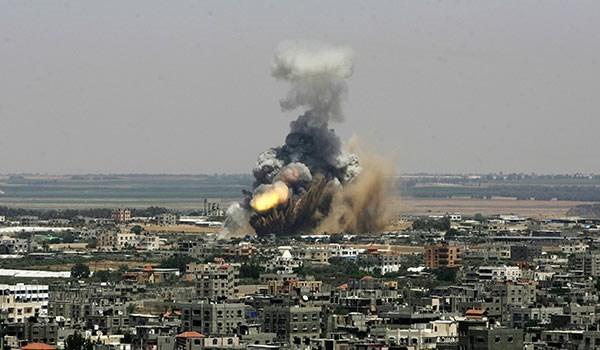 удар по аэропорту Дамаска