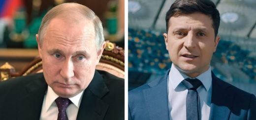 условия для первой встречи Путина с Зеленским