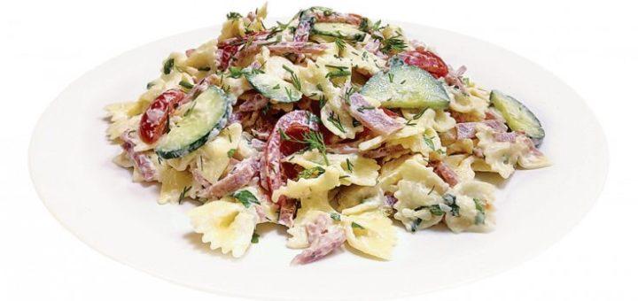 Как приготовить аппетитный салат