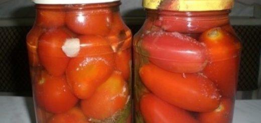 помидоры по-болгарски