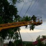 света нет в населенных пунктах Сумской, Черкасской и Кировоградской областей