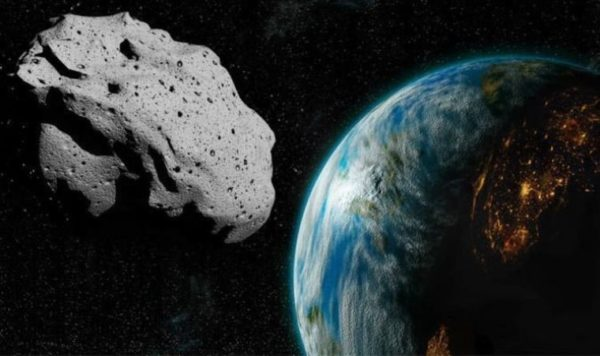 гигантский астероид