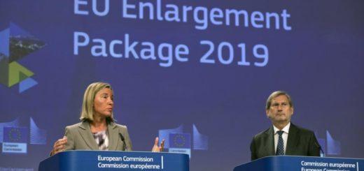 прием Албании и Северной Македонии в ЕС