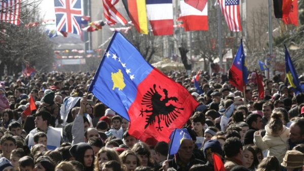 объединение с Албанией