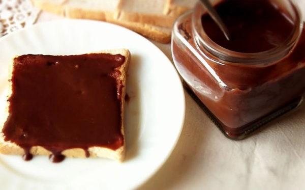 Приготовить шоколадный сыр