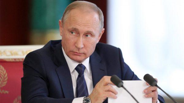 Путин внес в Госдуму законопроект о приостановке договора с США о ликвидации ракет