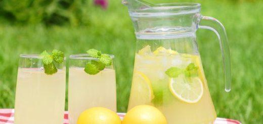Приготовление лимонада дома