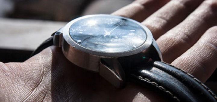 ориентирование на местности с помощью наручных часов